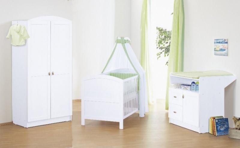 Pinolino Kinderzimmer Laura Dekor Baby Weingart