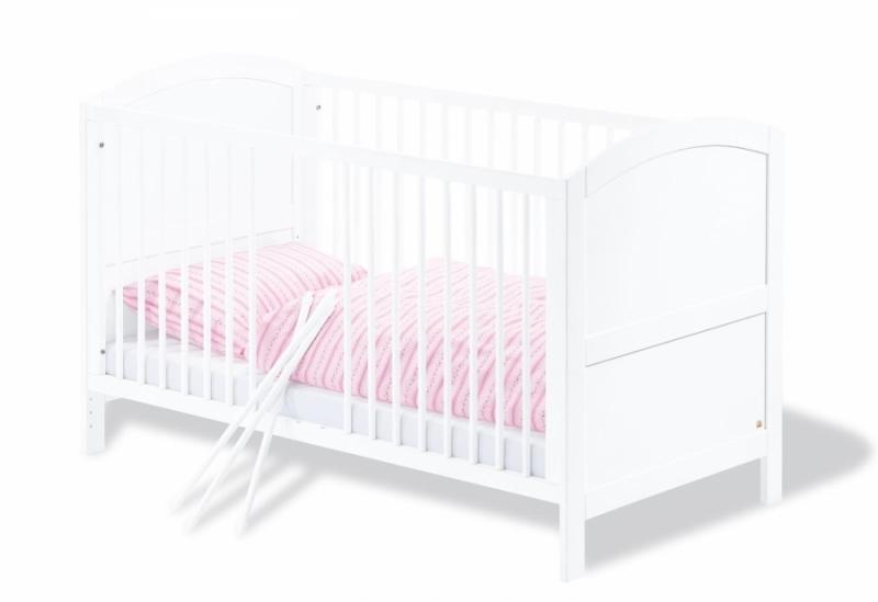Pinolino Kinderbett Babybett Laura Baby Weingart