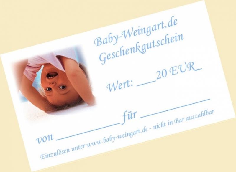 fancy baby geschenkgutschein image online birth certificate zertifizierungen im. Black Bedroom Furniture Sets. Home Design Ideas