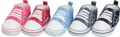 Playshoes Baby Canvas Turnschuh