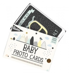 Milestone Babycards Baby's erstes Jahr Over the Moon