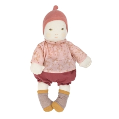 Moulin Roty les bebés baby Stoffpuppe Fille