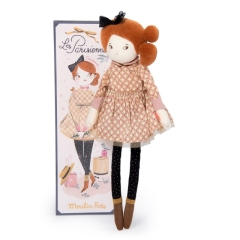 Moulin Roty Stoffpuppe Constance Les Parisiennes